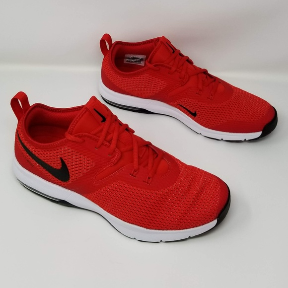 Air Max Typha 2 Red Training Shoes AO3020 600 NWT